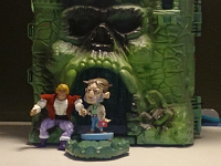 Docman moves into Castle Grayskull…