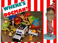 Docman standing in for Wally